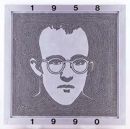 695 Keith Haring (1958-1990)