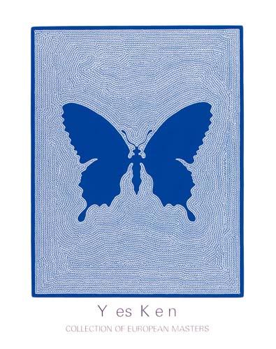 719 Yes Ken (Blue Butterfly)