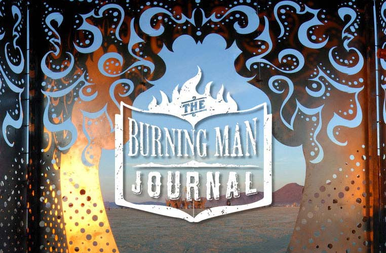 Red Tea Ceremonyが「Burning Man Journal」に掲載されました