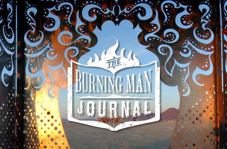 Red Tea Ceremonyが「Burning Man Journal」に掲載されました