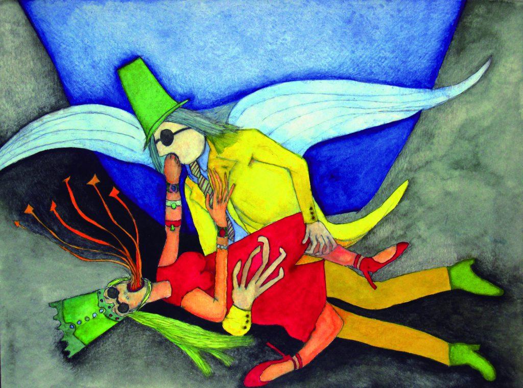 二人のホドロフスキー 愛の結晶#2 ドローイング展