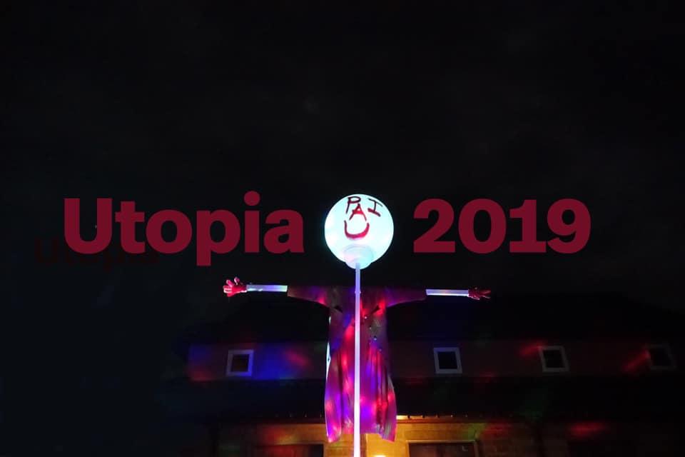 UTOPIA 2019 – お金と携帯を持たない3日間 – 開催のご案内